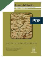 """Sobre el topónimo """"Camino de la Plata"""" y el eje S-N  N-S del Occidente hispano (Diego Muñoz)"""