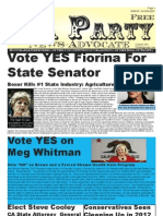California Tea Party News Advocate Issue 7