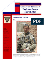 TFH Engineer Group Newsletter Edition 12 010911