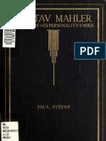 Gustav_Mahler by Paul Stefan (1913) copia