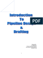 Pipeline Design & Drafting