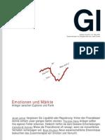 Credit Suisse Research - Emotionen und Märkte, Geld und Geschlecht