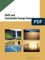 UNEP Energy Finance Brochure