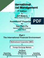 International Finance Chapter-1- Pp