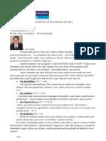 Boletim Iceresgate.com.Br 2011-09-04