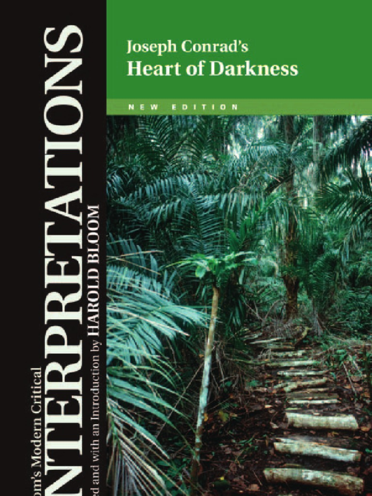 Heart of darkness blooms modern critical interpretations heart heart of darkness blooms modern critical interpretations heart of darkness joseph conrad buycottarizona Images