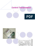 Control of ECT