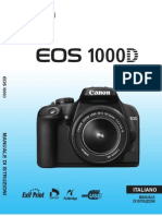 Cug Eos1000d It Flat