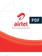 Bharti Airtel Annual Report Full 2010-2011