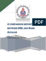 Bank2Bank Comparison