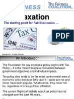 Fair Taxation