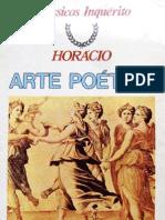 Epístola aos Pisões (Arte Poética de Horácio) - trad. Rosado Fernandes