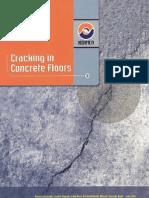 Cracking in Concrete Floors Low