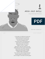 Man and Ball Issue Two