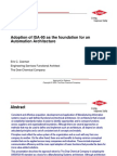 Adoption of ISA-95 by Dow Chemical