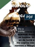 ANTROPOLOGIA BÍBLICA