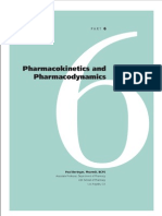 6. Pharmacokinetics and Pharmacodynamics
