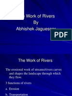 The Work of Rivers by Abhishek Jaguessar