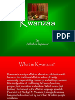 December Kwanzaa by Abhishek Jaguessar
