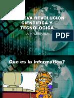 La Nueva Revolucion Cientifica y Tecnologica