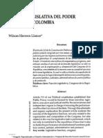 15_La Rama Legislativa Del Poder Publico en Colombia