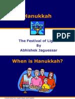December Hanukkah by Abhishek Jaguessar