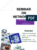 Seminar on Networking