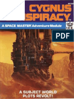 Space Master (9102) - The Cygnus Conspiracy