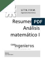 Resumen de Análisis matemático I