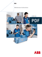 ABB-DMI Type DC Machines Operating and Maintenance Instructions