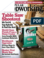 Popular Woodworking November 2007
