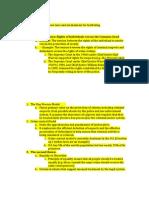 Legal Psychology Notes