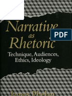Phelan James Narrative as Rhetoric