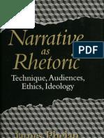 Phelan James Narrative as Rhetoric
