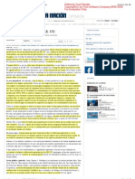 Acuerdo perjudicial para EE. UU. - OPINIÓN - La Nación