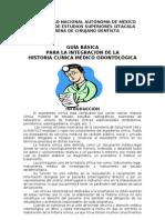GUIAPARAELABORARHISTORIACLINICAMEDICOODONTOLOGICAACTUALIZADA[2]