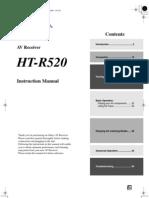 HTR520_En
