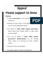 Anna Appeal