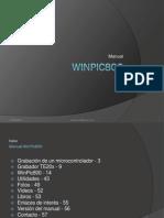 Manual Winpic800