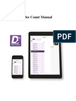 Dee Count Manual