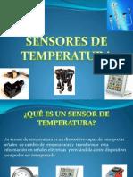 temperatura sensores