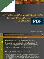 Mecanismo de Desarrollo Limpio en Honduras