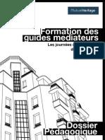 Dossier Pedagogique Casamemoire