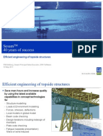 Sesam - Efficient Engineering of Topside Structures