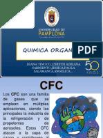 QUIMICA ORGANICA CFC