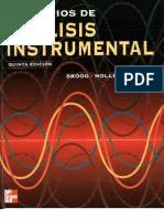 Principios de Análisis Instrumental - Skoog, Holler, Nieman (5ta Edición)
