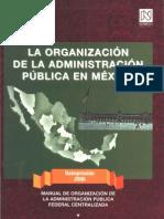 24 La Organizacin de La Admin is Trac In Pblica en Mxico e