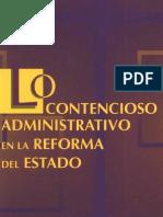 32 lo contencioso administrativo en la reforma del estado