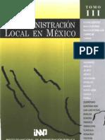 39 La Admin is Trac In Local en Mxico Tomo III