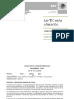 Curso Las TIC en la educación_LEPreesc